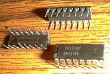 Buy Lot of 10: Raytheon Semiconductor 74195MP