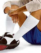 Buy Hanes Men's Over the Calf White Tube Socks, 48 Pairs #180V12 shoe size 6-12