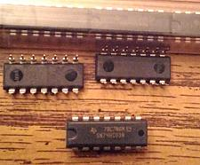 Buy Lot of 19: Texas Instruments SN74HC03N