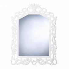 Buy *16000U - Fleur-De-Lis White Frame Wall Mirror