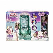 Buy :10563U - Ever After High Winter Sparklizer Doll Set