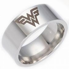 Buy coi Jewelry Tungsten Carbide Wonder Woman Wedding Band Ring
