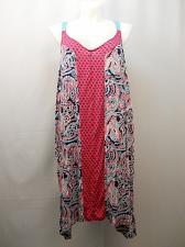 Buy Womens Knit Chemise Plus Size 4X 26W 28W Multi Print V-Neck Secret Treasures