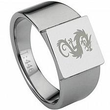 Buy coi Jewelry Tungsten Carbide Ring-TG783(US5.5)