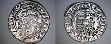 Buy 1551-KB Hungary 1 Denar World Silver Coin - Madonna with Child - Ferdinand I