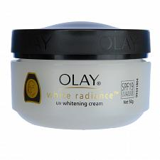Buy Olay White Radiance UV Whitening Cream SPF 19 Skin Whitening with Sunscreen 50g