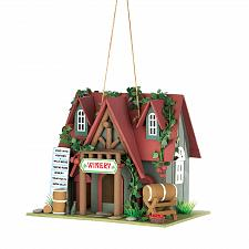 Buy *15391U - Cottage Winery MDF Wood Birdhouse