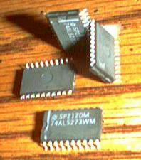 Buy Lot of 31: National Semiconductor DM74ALS273WM