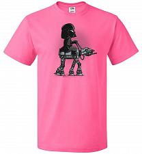 Buy Dark Walker Unisex T-Shirt Pop Culture Graphic Tee (S/Neon Pink) Humor Funny Nerdy Ge