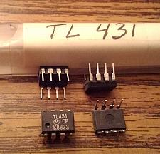 Buy Lot of 10: Motorola TL431CP