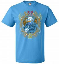 Buy Scrooge McDuck A Miserly Portrait Adult Unisex T-Shirt Pop Culture Graphic Tee (XL/Pa