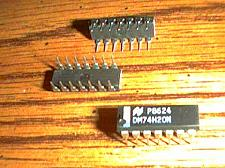 Buy Lot of 50: National Semiconductor DM74H20N