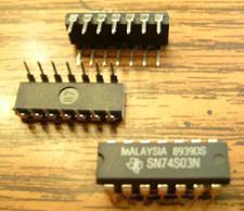 Buy Lot of 19: Texas Instruments SN74S03N