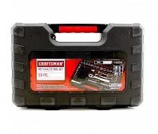 Buy Craftsman 58 Piece Mechanics Tool Set with Storage Case by Craftsman