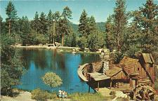 Buy Cedar Lake Rim O' World Highway California Postcard