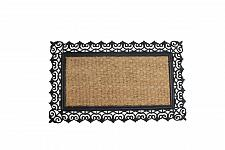Buy *17943U - Scroll Design Border Welcome Mat