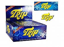 Buy TRIP 2 King Size Clear Transparent cigarette Rolling Papers - FULL BOX 24 Packs
