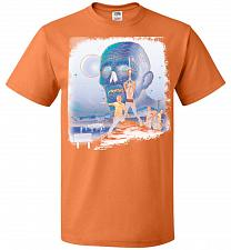 Buy Dead Wars Unisex T-Shirt Pop Culture Graphic Tee (4XL/Tennessee Orange) Humor Funny N