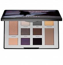 Buy Sephora Overcast Filter Colorful Eyeshadow Palette - New in box + Samples