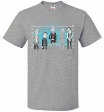 Buy Rick and Morty Unusual Suspects Unisex T-Shirt Pop Culture Graphic Tee (3XL/Athletic
