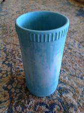 Buy Turquoise Colored Ceramic wine cooler 9""