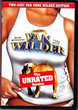Buy National Lampoons Van Wilder DVD 2002 unrated - Very Good