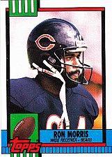Buy Ron Morris #373 - Bears 1990 Topps Football Trading Card
