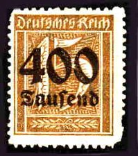 Buy German MNH Scott #273 Catalog Value $.38