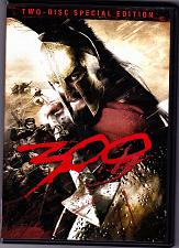 Buy 300 DVD 2007, 2-Disc Set - Very Good