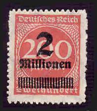 Buy German Hinged Scott #277 Catalog Value $.68