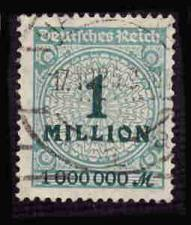 Buy German Used Scott #281 Catalog Value $1.80