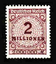 Buy German MNH Scott #282 Catalog Value $.63