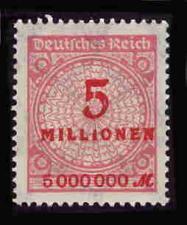 Buy German MNH Scott #285 Catalog Value $.63