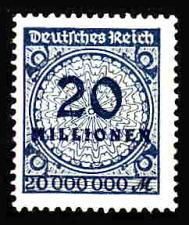 Buy German MNH Scott #287 Catalog Value $.63