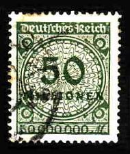 Buy German Used Scott #289 Catalog Value $1.90