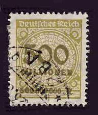 Buy German Used Scott #293 Catalog Value $1.40
