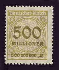 Buy German MNH Scott #293 Catalog Value $.63