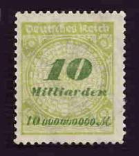 Buy German MNH Scott #297 Catalog Value $.63