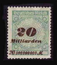 Buy German MNH Scott #298 Catalog Value $.63