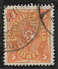 Buy German Used Scott #180. Catalog Value $2.00
