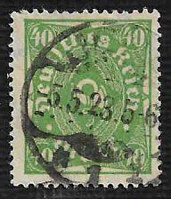 Buy German Used Scott #193 Catalog Value $2.25