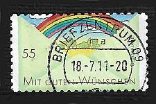 Buy German Used Scott #2606 Catalog Value $.75