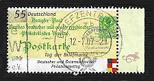 Buy German Used Scott #2395 Catalog Value $.80