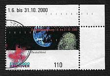 Buy German Used Scott #2094 Catalog Value $.85