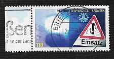 Buy German Used Scott #2091 Catalog Value $.85