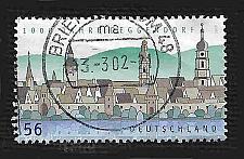 Buy German Used Scott #2151 Catalog Value $.80