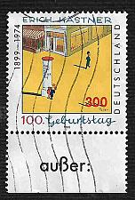 Buy German Used Scott #2028 Catalog Value $2.40