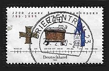 Buy German Used Scott #2044 Catalog Value $.75