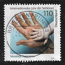 Buy German Used Scott #2025 Catalog Value $.85