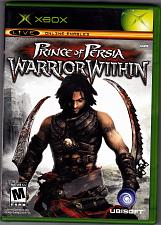 Buy Prince of Persia - Warrior With In Microsoft Xbox 2004 Video Game - Good